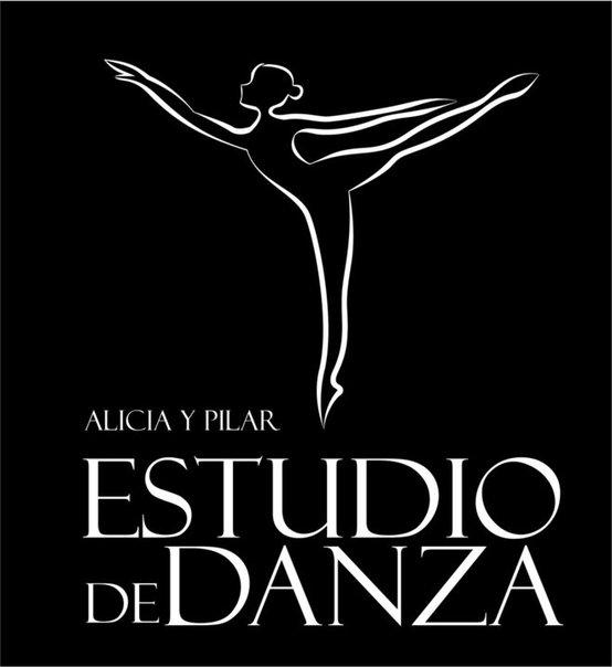 Logo estudio de danza alicia y pilar