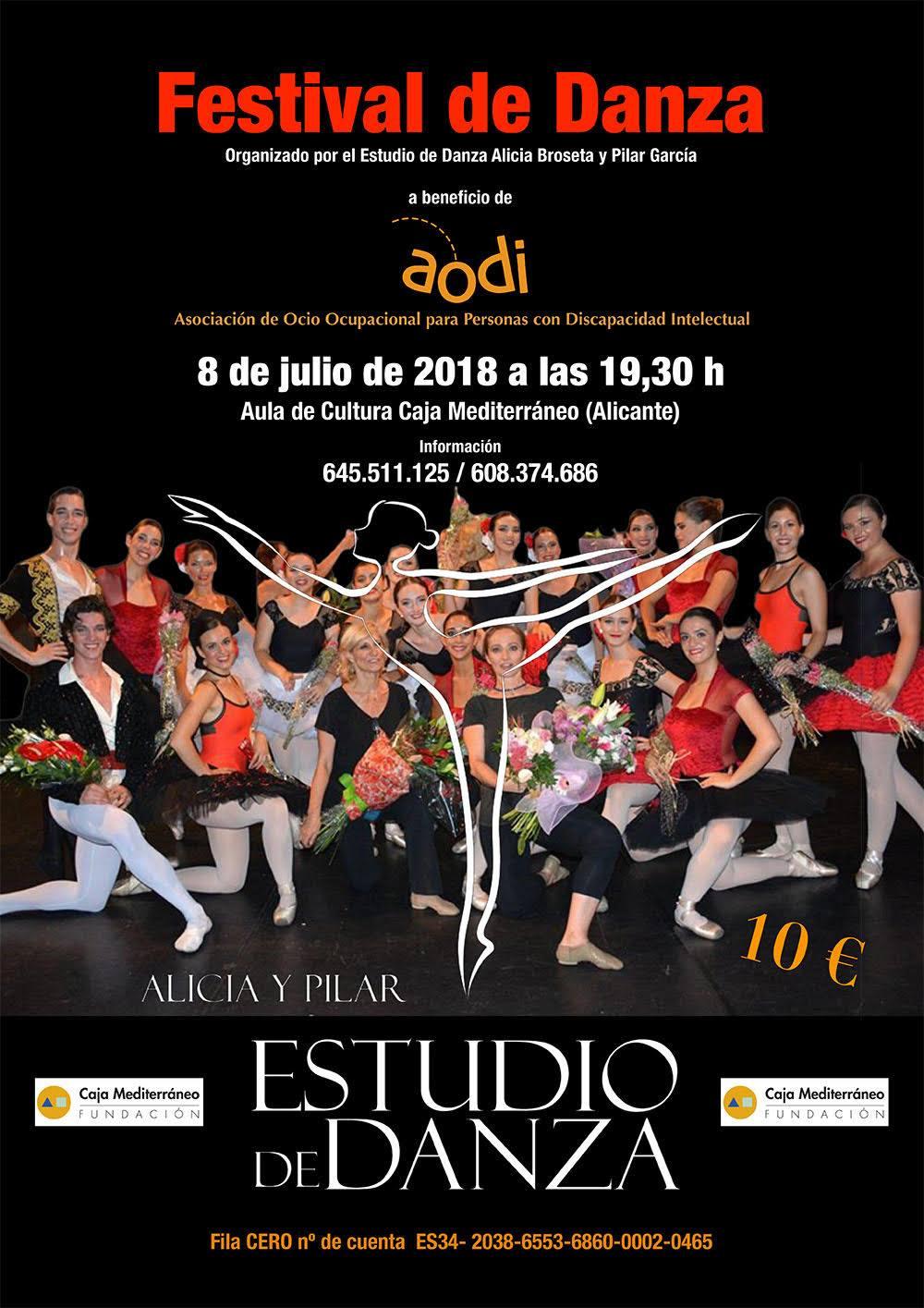 Gala AODI Estudio de Danza Alicia y Pilar