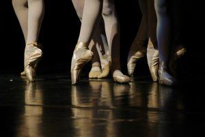 Bailarinas en Puntas Estudio de Danza Alicia Broseta